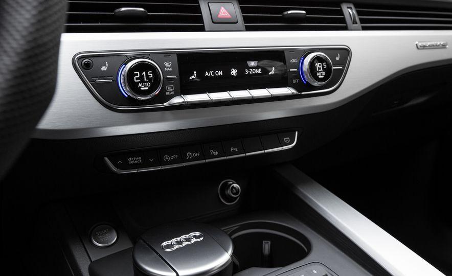 2017 Audi A4 TDI Quattro prototype - Slide 61
