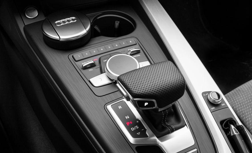 2017 Audi A4 TDI Quattro prototype - Slide 62
