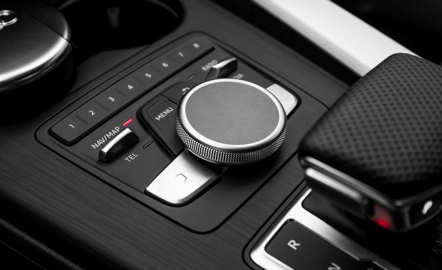2017 Audi A4 TDI Quattro prototype - Slide 63