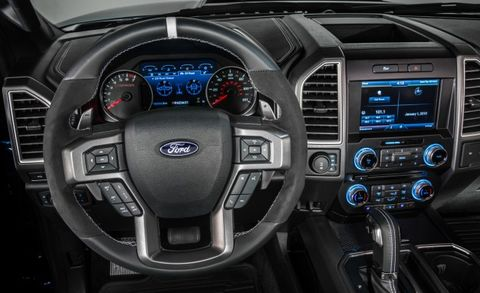 2017 Ford F 150 Svt Raptor