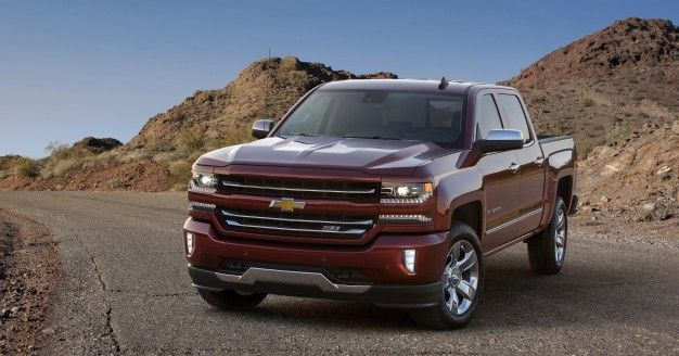 2016 Chevrolet Silverado Gets Early Facelift, More 8-Speed Availability, Apple CarPlay