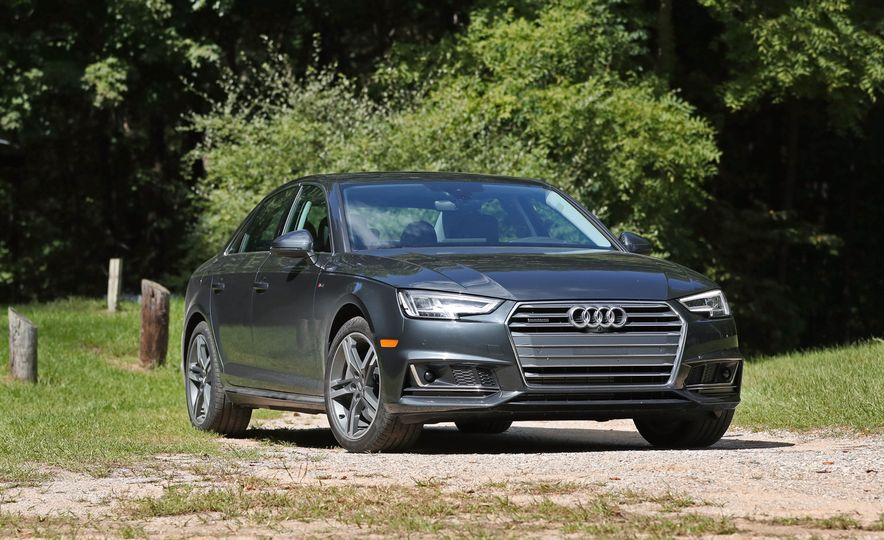 Swank for Less Bank: Entry-Level Luxury Cars Ranked - Slide 18