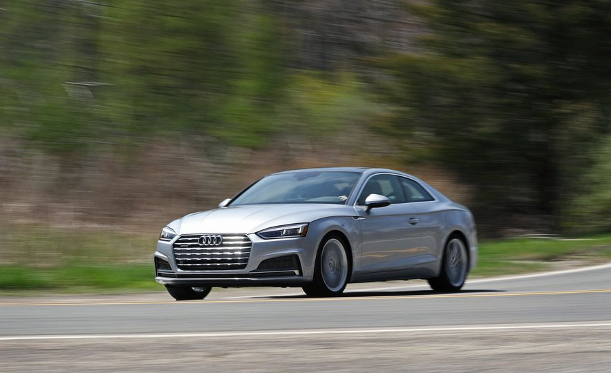 Swank for Less Bank: Entry-Level Luxury Cars Ranked - Slide 17