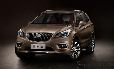 Buick Envision CUV Almost Definitely Coming to U.S.—Plus a Subcompact Hatch, Too?
