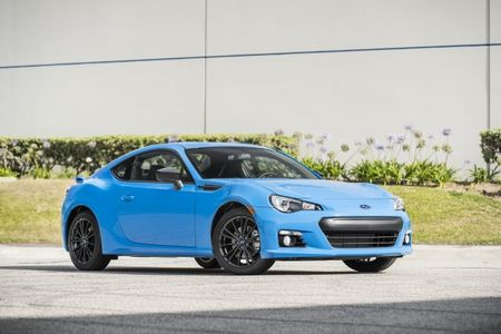 Subaru Makes BRZ More Entertaining, More Blue