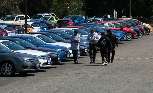 The Good News: It's a Buyer's Market for Used Vehicles; The Bad News: Your Car Is Depreciating Faster