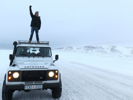 RIP Heavy D: Our Icelandic Ode to the Land Rover Defender