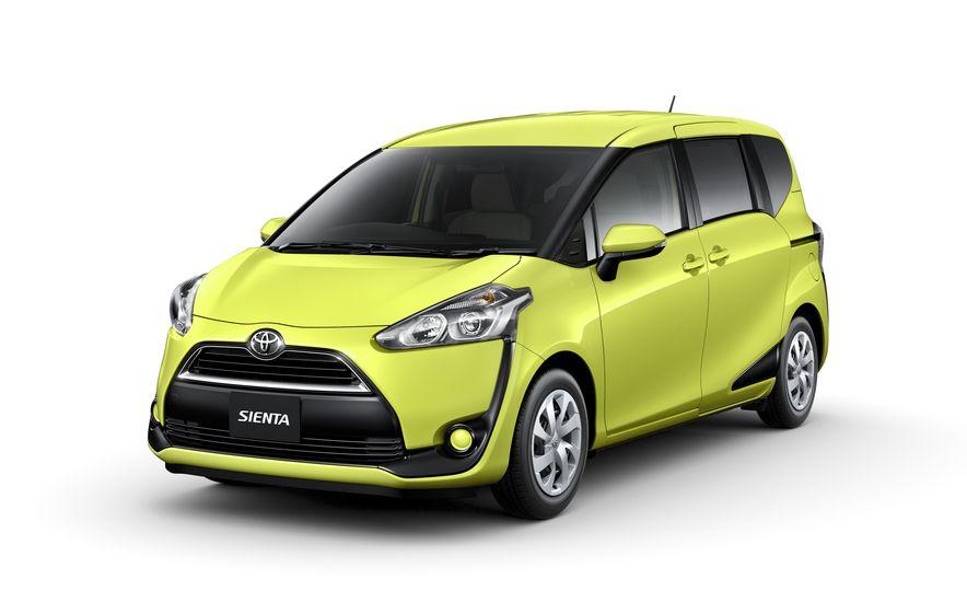 Toyota Sienta hybrid (JDM-spec) - Slide 23