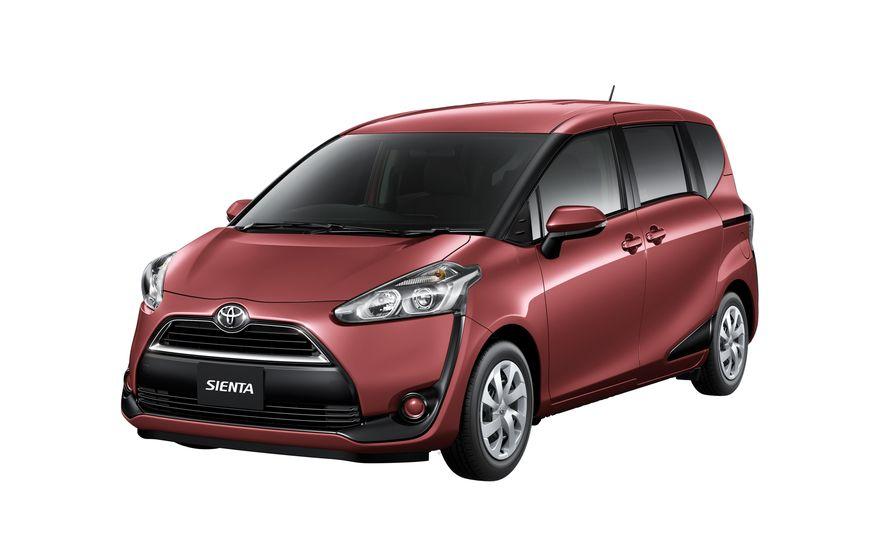 Toyota Sienta hybrid (JDM-spec) - Slide 25