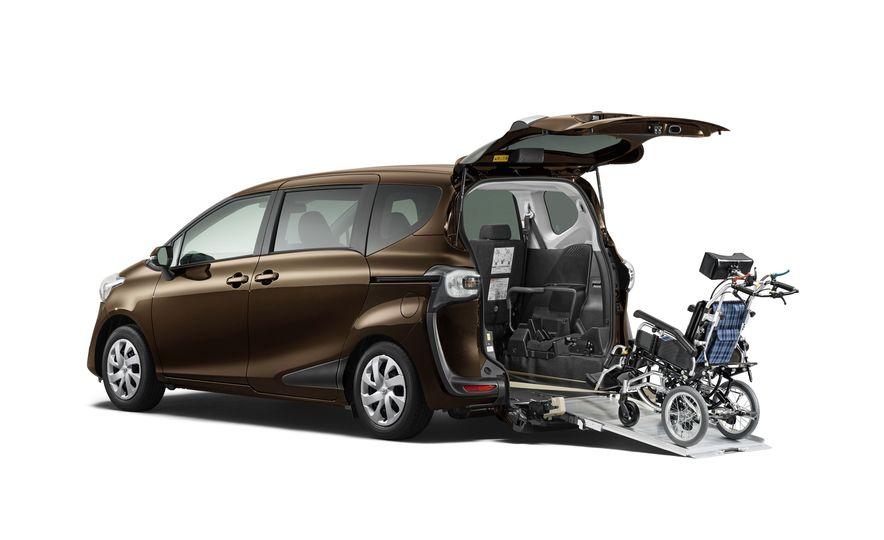 Toyota Sienta hybrid (JDM-spec) - Slide 26