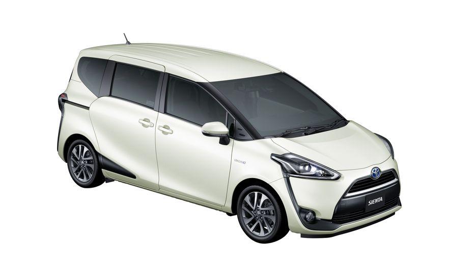 Toyota Sienta hybrid (JDM-spec) - Slide 15