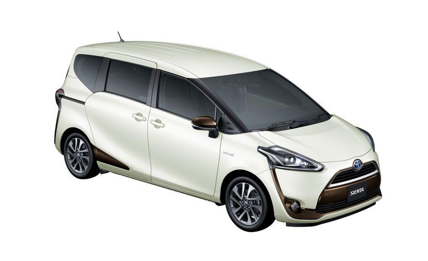 Toyota Sienta hybrid (JDM-spec) - Slide 16