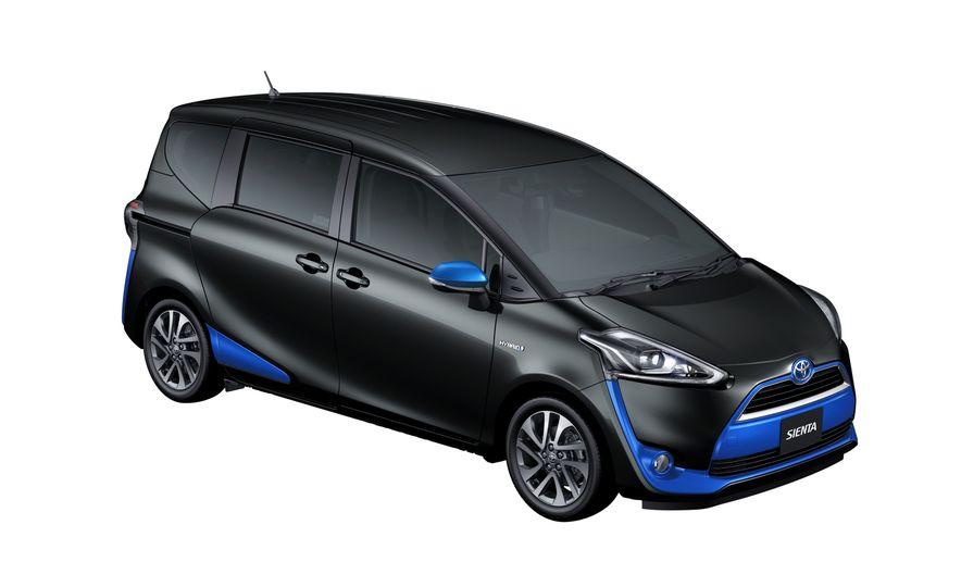 Toyota Sienta hybrid (JDM-spec) - Slide 19
