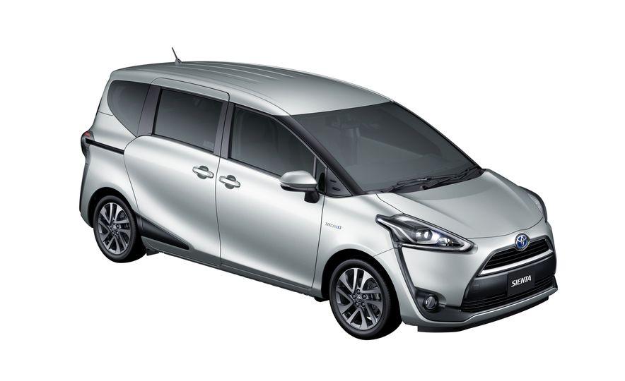 Toyota Sienta hybrid (JDM-spec) - Slide 20