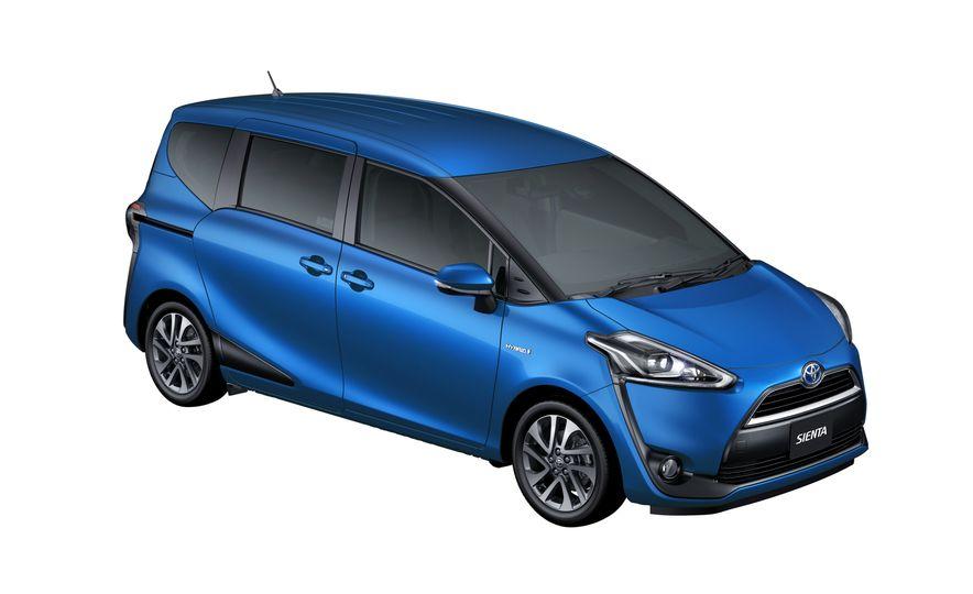 Toyota Sienta hybrid (JDM-spec) - Slide 22