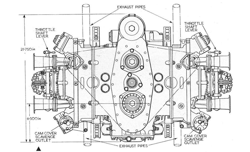 the 10 most unusual production car engines of all timeH Engine Diagram #10
