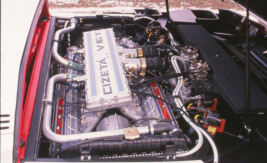 The 10 Most Unusual Production-Car Engines of All Time - Slide 16