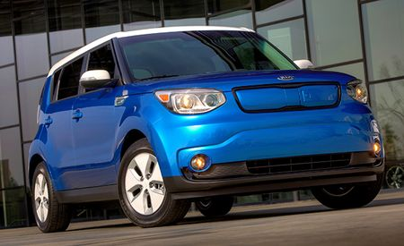 2016 Kia Soul EV Price Sliced by $2K