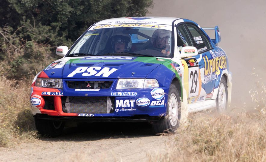 Mitsu Metamorphosis: The History of the Mitsubishi Lancer Evolution - Slide 24