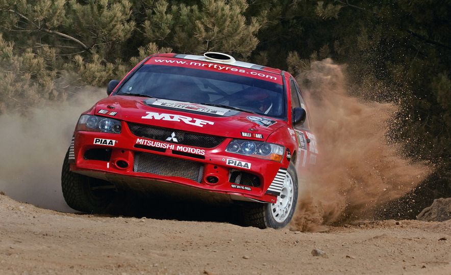 Mitsu Metamorphosis: The History of the Mitsubishi Lancer Evolution - Slide 27