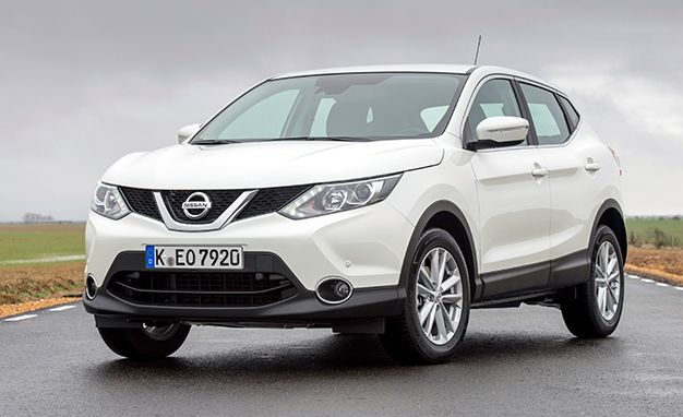 Report: U.S. to Get Nissan Qashqai As a Junior Rogue