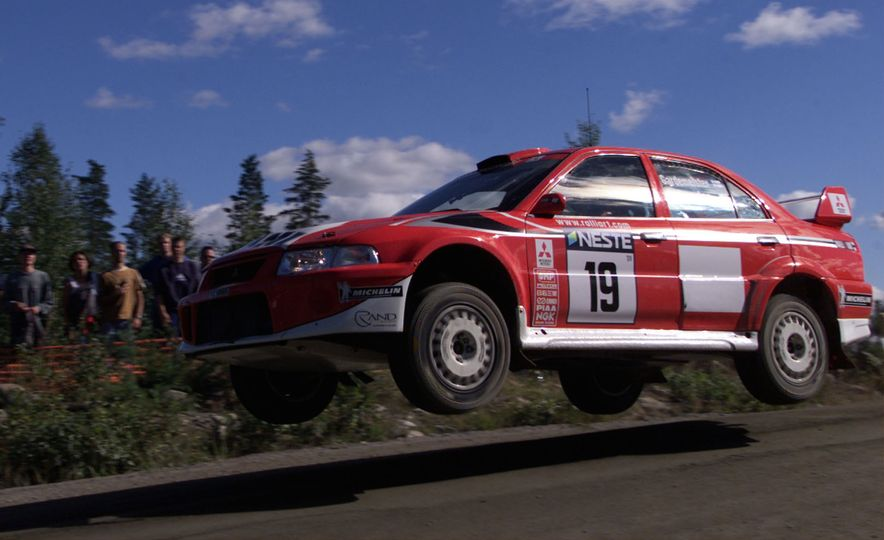 Mitsu Metamorphosis: The History of the Mitsubishi Lancer Evolution - Slide 28