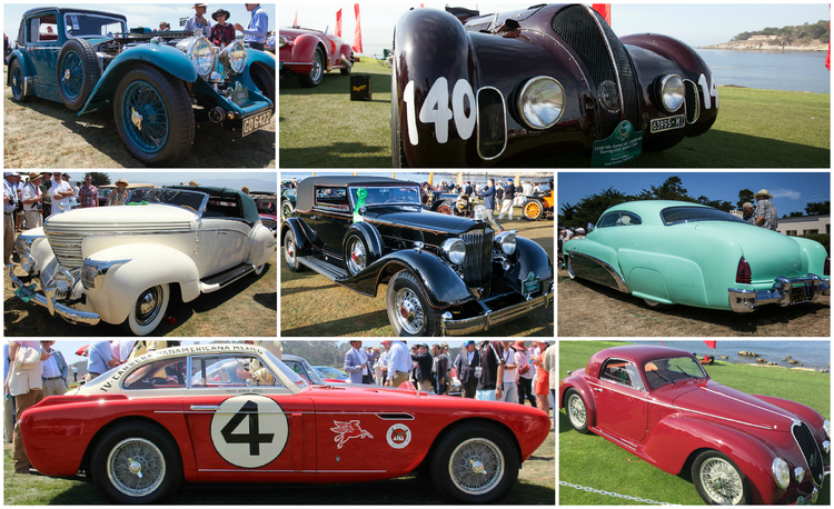 Pebble Picks: C/D's 10 Favorite Cars from the 2015 Pebble Beach Concours