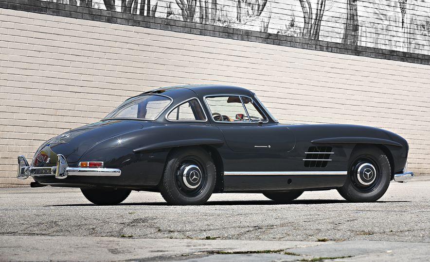 1961 Ferrari 250GT California SWB Spider ($16,830,000) - Slide 20