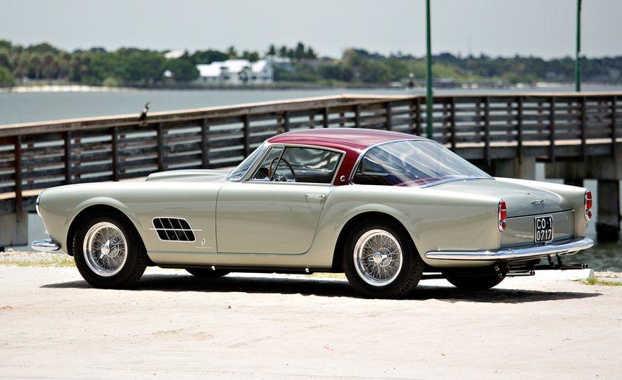 1961 Ferrari 250GT California SWB Spider ($16,830,000) - Slide 5