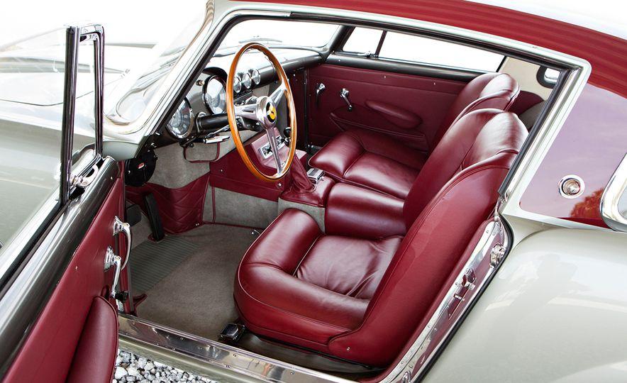1961 Ferrari 250GT California SWB Spider ($16,830,000) - Slide 6
