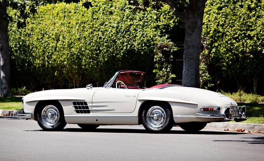 1961 Ferrari 250GT California SWB Spider ($16,830,000) - Slide 29