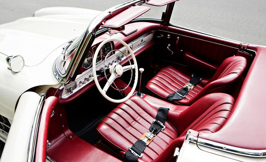 1961 Ferrari 250GT California SWB Spider ($16,830,000) - Slide 30