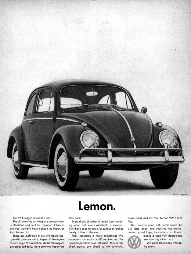 Advertising the 1960s: 40 Excellent Sixties Car Ads – Feature – Car ...