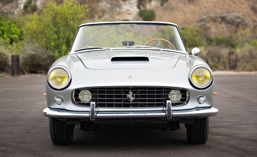 1961 Ferrari 250GT California SWB Spider ($16,830,000) - Slide 14