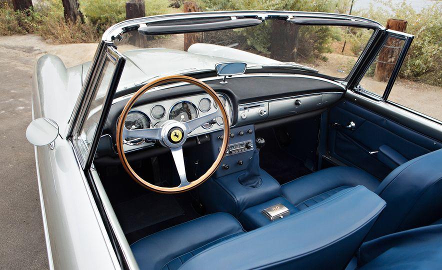 1961 Ferrari 250GT California SWB Spider ($16,830,000) - Slide 15