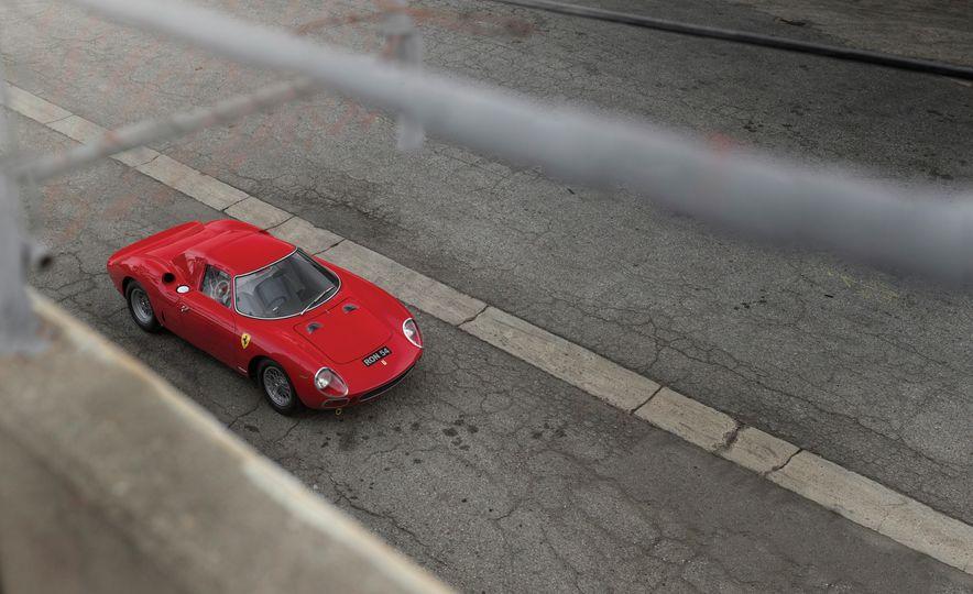1964 Ferrari 250LM ($17,600,000) - Slide 1
