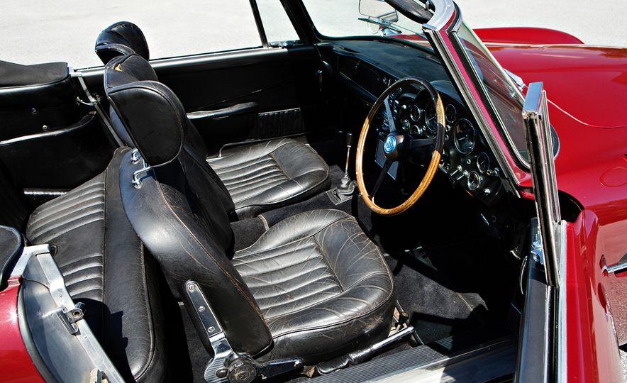 1961 Ferrari 250GT California SWB Spider ($16,830,000) - Slide 24