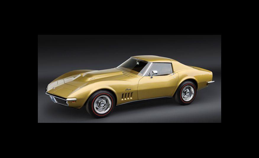 1969 Chevrolet Corvette Stingray L88 - Slide 3