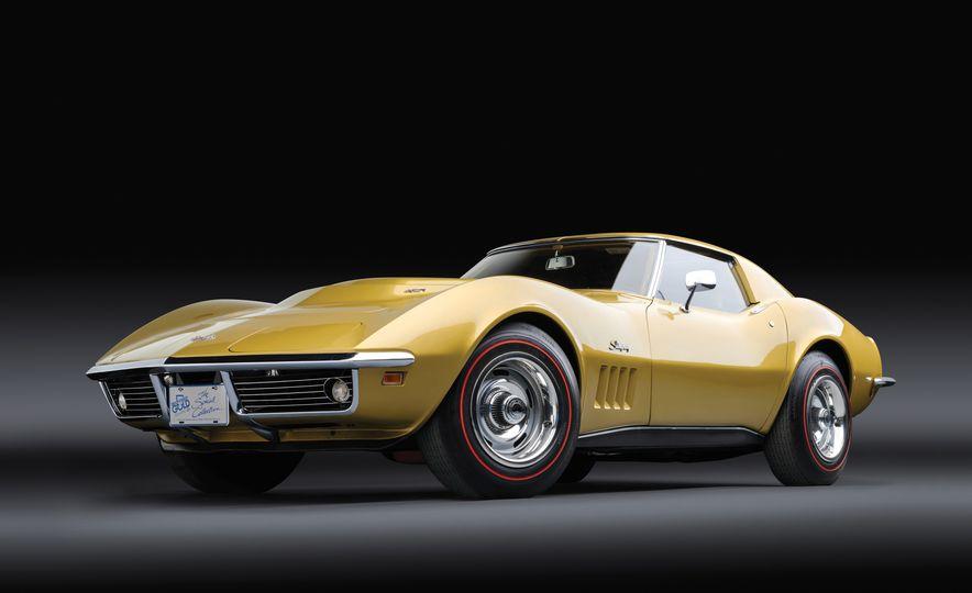 1969 Chevrolet Corvette Stingray L88 - Slide 1