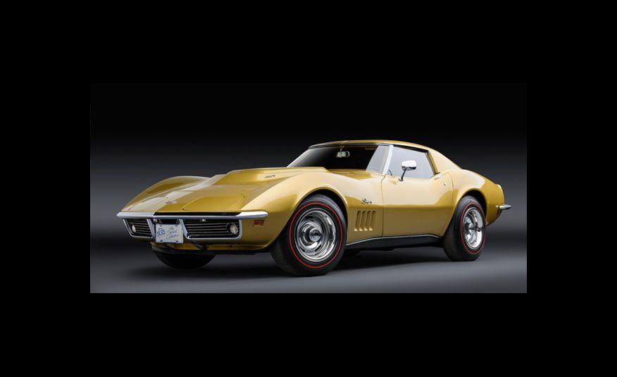 1969 Chevrolet Corvette Stingray L88 - Slide 4