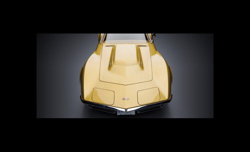 1969 Chevrolet Corvette Stingray L88 - Slide 5