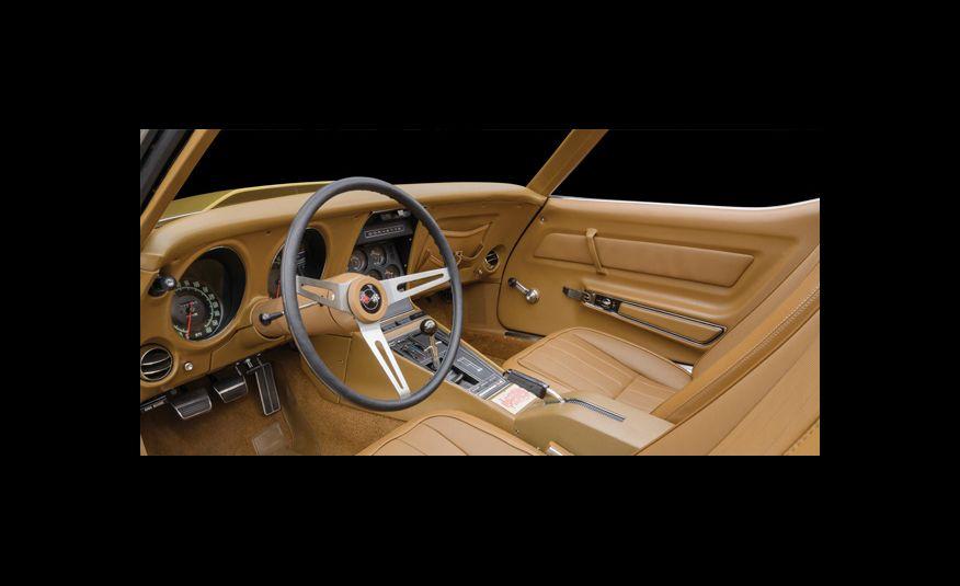 1969 Chevrolet Corvette Stingray L88 - Slide 6