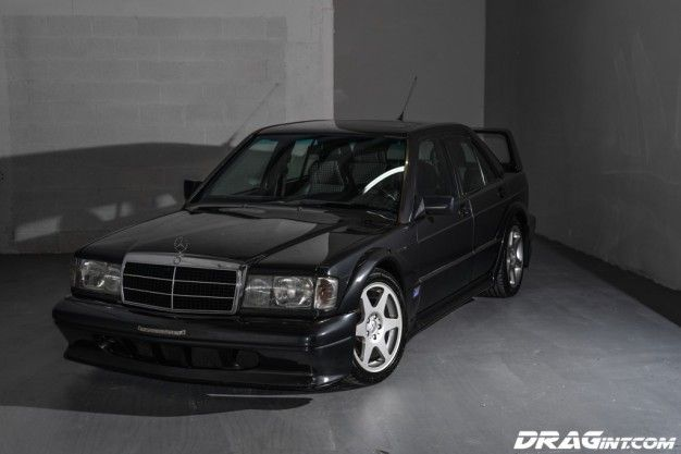 1990 Mercedes-Benz 190E Cosworth Evolution 2 Pictures | Photo Gallery