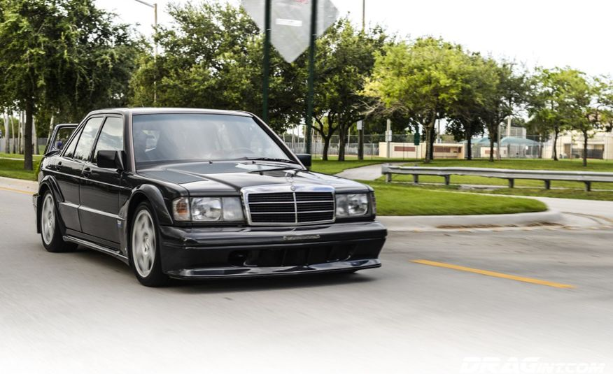 1990 MercedesBenz 190E Cosworth Evolution 2  Photo Gallery  Car