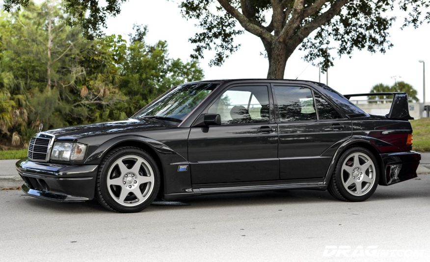 1990 mercedes-benz 190e cosworth evolution 2 pictures | photo