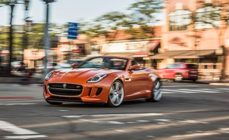2014 Jaguar F-type V-8 S Roadster – Long-Term Road Test Wrap-Up