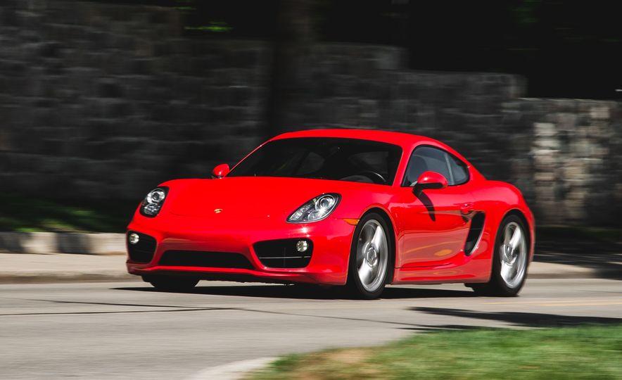 2014 Porsche Cayman S - Slide 14