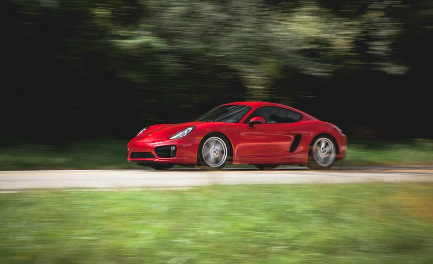 2014 Porsche Cayman S - Slide 43