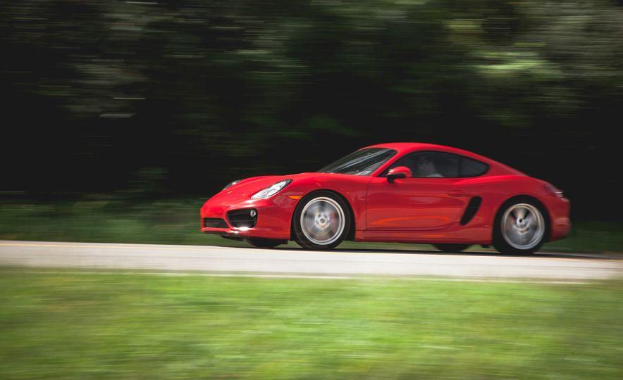 2014 Porsche Cayman S - Slide 44
