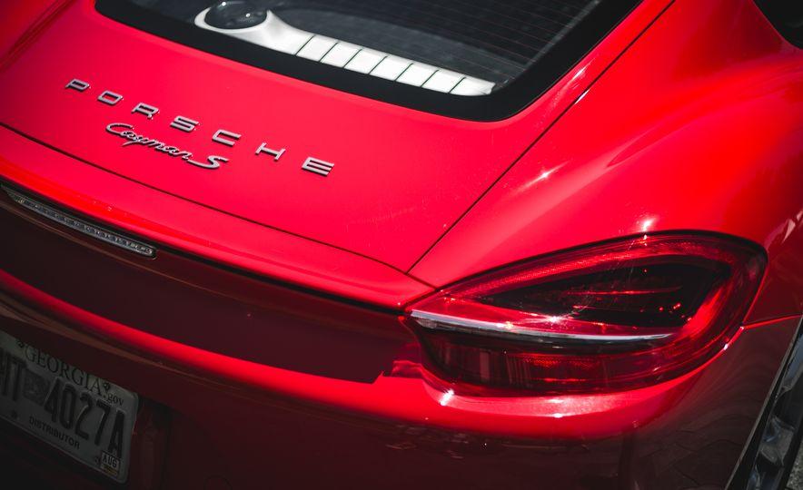 2014 Porsche Cayman S - Slide 26
